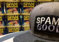 Spams goodオリジナルキャップ -SPAMS GOOD-