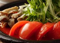 【東京鍋10選に選ばれた】人気の完熟トマト鍋(2人前)