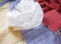 カリキュラムvol.5 もじり織りのストール