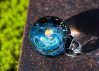 宇宙 レインボーオパール (ボロシリケイトガラス) ON-11207
