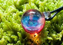 宇宙 ルビー色 (ボロシリケイトガラス) MN-11104