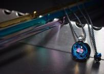 宇宙 レインボーオパール (ボロシリケイトガラス) ON-11210