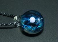 宇宙 ホワイトオパール(ボロシリケイトガラス) ON-11218