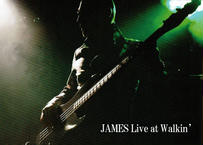 JAMES Live at Walkin