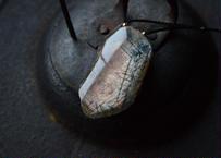 コランダム(サファイア)/一粒の鉱物ネックレス5