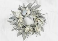 ミニリース   White&Palegreen