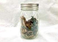 木の実の小瓶 Pinecone (S)