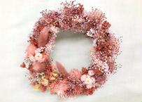ミニリース   Pink
