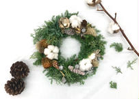 【西麻布】Workshop:ミモノのクリスマスリース【 2020年11月14日(土)】