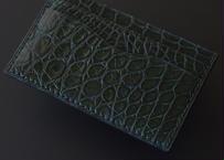 クロコダイル革 カードケース