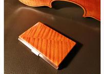 最高級STRINGS CARD CASE(二枚板継ぎ)製作可能お問い合わせください