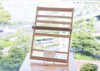 木枠の織り機  Lサイズ