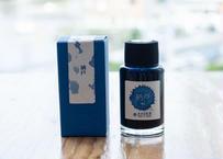 藍濃道具屋 インク 藍染め風|納戸