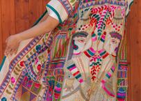 インド刺繍ロングジャケット 2525_0104002