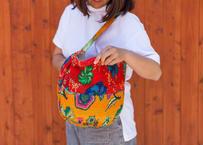 Various カンタ刺繍かぼちゃバッグ 2525_0205002