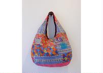 Various カンタ刺繍バッグS    2525_0205004