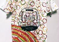 【枚数限定】 伝説の「SunNo.808」公式Tシャツ designed by 高蔵染(送料込み)
