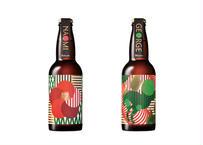 大森山王ビール「NAOMI&GEORGE」2本セット