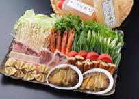 贅沢鍋(すっぽん仕立て) 4人前