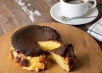 バスクチーズケーキ(プレーン)