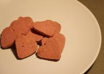 つや姫玄米クッキー(紫芋)