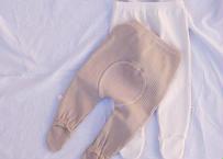 baby tights / タイツ / コットン / リブ素材 / タイツ /  お散歩 / ベビー /