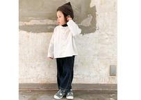 BN BOXY SHIRTS / シャツ / ホワイト / キッズ / 男の子 / 女の子