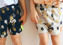 BN FRORAL SHORT PANTS / ショートパンツ / 花柄 / キッズ / 男の子 / 女の子