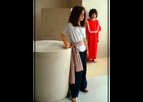 《New》 TAMBERE / dera tee shirt / Tシャツ / カットソー / チェリー / ブラウン /  グレー /キッズ / 男の子 / 女の子