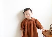 corduroy blouse / ブラウス / コーデュロイ / キャロット / キッズ / 男の子 / 女の子 / 秋冬