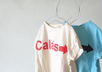 calais tee / Tシャツ / カットソー / ソーダ / クリーム / キッズ / 男の子 / 女の子
