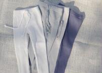 cotton rib leggings/ リブレギンス / シンプル / くすみカラー /   ミント / ホワイト / ネイビー  /  グレー