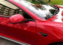 クロムデリートシート1台分(model3)窓枠+ミラーステー