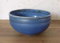 A86色彩結晶釉鉢 藍