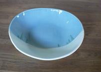 美瑛の丘だ円鉢 冬