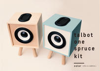 talbot one spruce kit 【塗装あり】