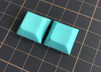 DSA PBT Keycap (2Piece/76Blue)