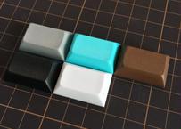 DSA PBT ブランク キーキャップ (1Piece/1.5U/5Color)