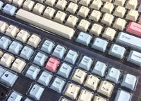 RoseBlue Cherryprofile PBT 108 keycap set