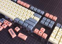 XDA Western world DyeSub PBT 108 キーキャップセット