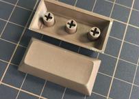 DSA PBT Keycap (1Piece/2U/ 76Brown)