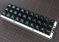 Gherkin キーボードキット(マットホワイト)