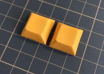 DSA PBT Keycap (2Piece/76Orange)