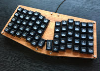 Atreus62 キーボードキット (Rosewood MDF Plate)