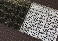 SU120 自作キーボード用基板(基板単体/ホワイト/ブラック)