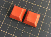 DSA PBT Keycap (2Piece/76red)