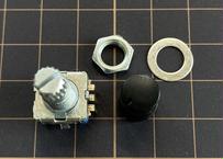 ロータリーエンコーダ EC11互換(ローレット/ツマミ付/1個)