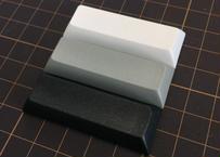 DSA PBT ブランク キーキャップ (1Piece/2.75U/ブラック/グレー/ホワイト)