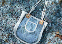 "KNOT bag ""CLEAR"""