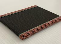 彩畳(蓮の葉模様:ピンク)